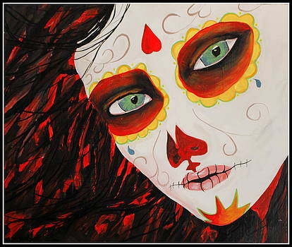 Sugar Skull by Kip Krause