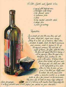 Sugared Wine by Alessandra Andrisani