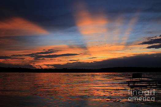 Sugarloaf Lake by Kathy DesJardins