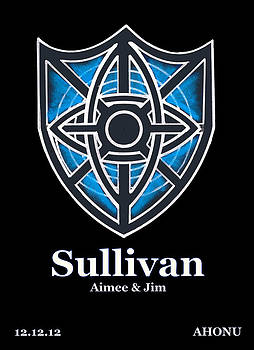 Sullivan Family Crest by Ahonu