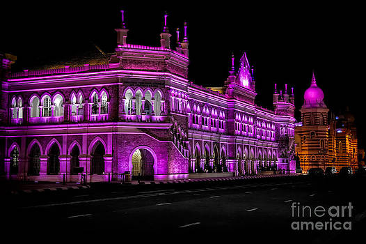 Adrian Evans - Sultan Abdul Samad Building