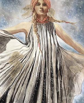 Summer Angel by Laura Krusemark