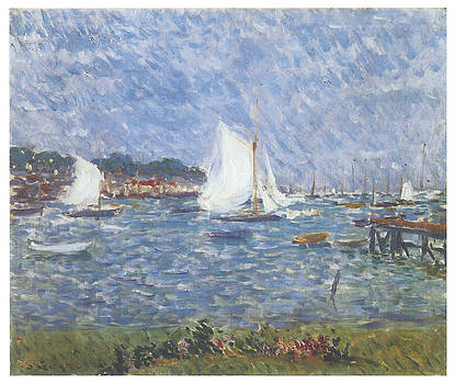 Philip Wilson Steer - Summer at Cowes