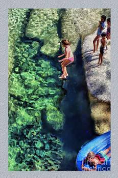Summer At Yosemite by Jeff Breiman