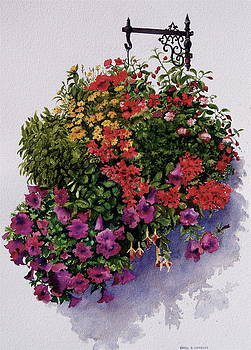 Summer Bouquet by Karol Wyckoff