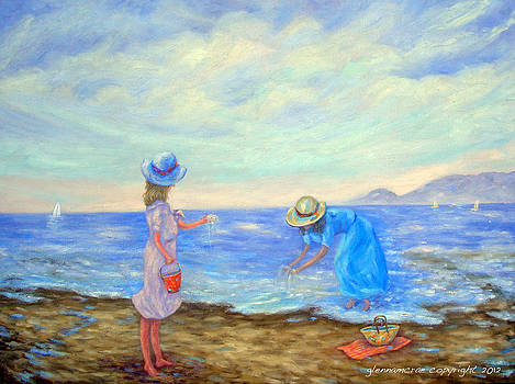 Summer by the Sea... by Glenna McRae