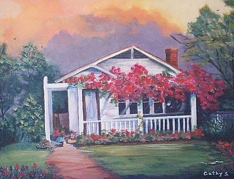 Summer Cottage by Catherine Swerediuk