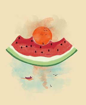 Summer delight by Neelanjana  Bandyopadhyay