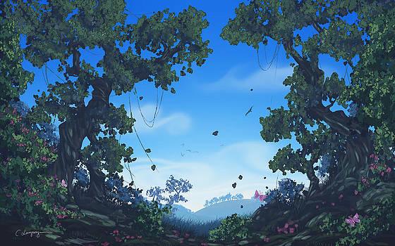 Cassiopeia Art - Summer Fields