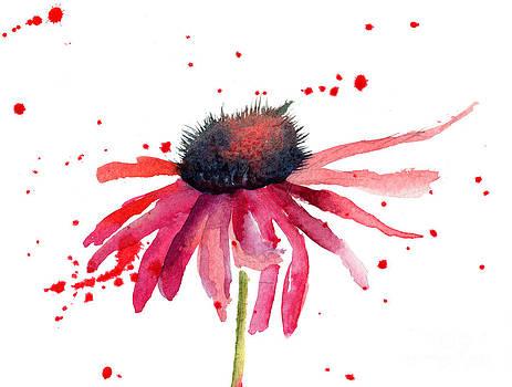 Summer flowers by Regina Jershova