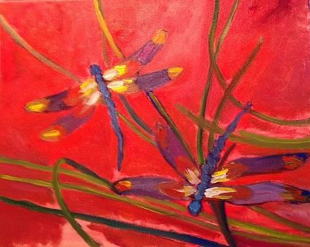 Summer Friends by Susan Hanning