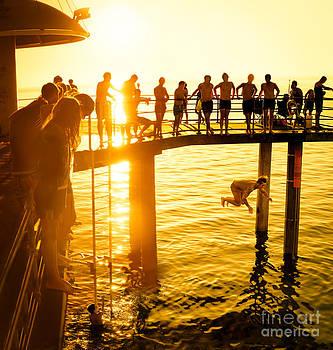 Summer Fun by Ray Warren