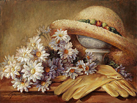 Summer Garden by Gini Heywood