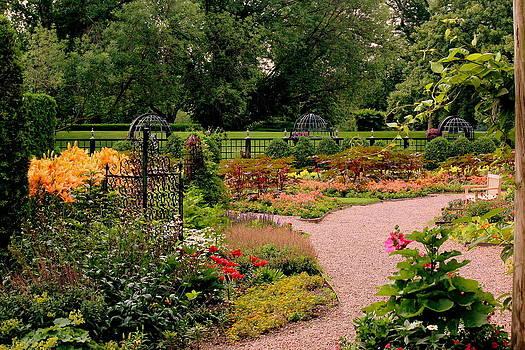 Rosanne Jordan - Summer Garden Memories
