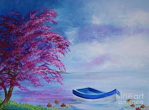 Summer Getaway 1 by Christine Cullen-Reed