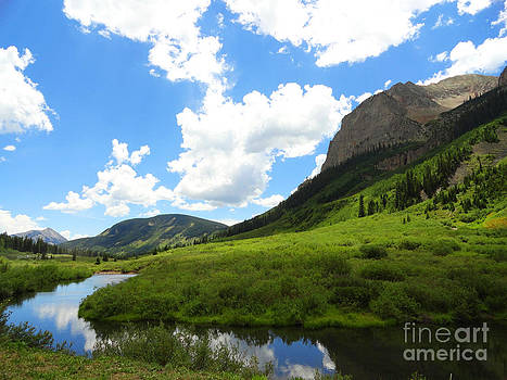 Kate Avery - Summer in Crested Butte