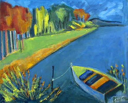 Betty Pieper - Summer is Too Short at the Lake