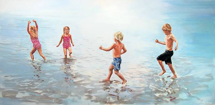 Summer Joy by Robert Shaw