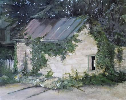 Summer Kitchen by Rebecca Matthews