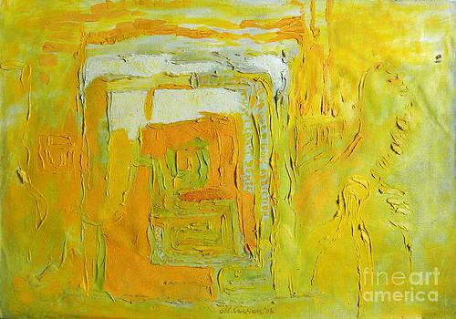 Summer labirinth by Mada Lina