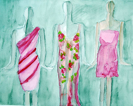 Summer Line by Donna Crosby
