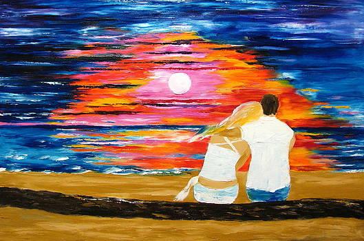 Summer love by Mariana Stauffer