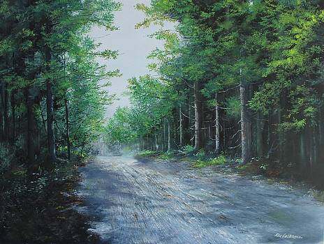 Summer Morning by Ken Ahlering