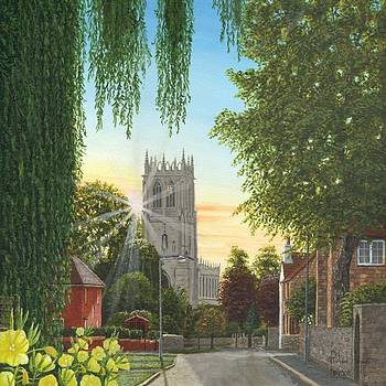 Summer Morning St. Mary by Richard Harpum