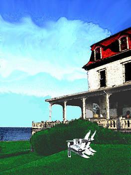 Summer on Block Island by William Sargent