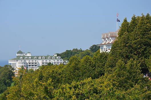 Summer on Mackinac Island by Brett Geyer