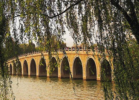 Dennis Cox - Summer Palace Bridge