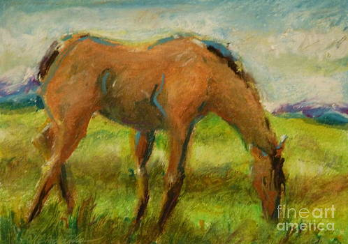 Summer Pasture by Cheryl Emerson Adams