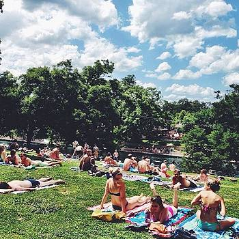 Summer Staple Y'all by Things To Do In Austin Texas