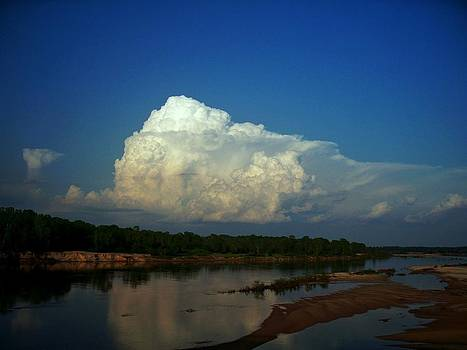 Summer Storm Over Oklahoma by Garrett Griffin