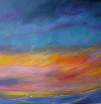 Summer Storm by Sharon Ford