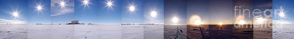 Science Source - Summer Sun In Antarctica