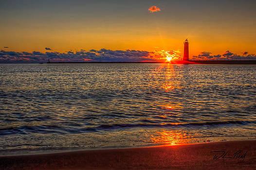 William Reek - Summer Sunset 2