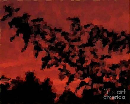 Summer Sunset 5478a by JL Swenka