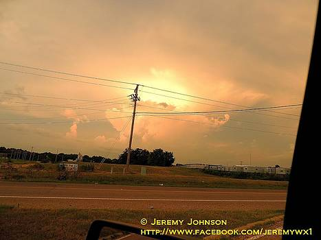 Summer Supercell by Jeremy Johnson