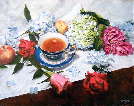 Summer Tea by Jill Brabant