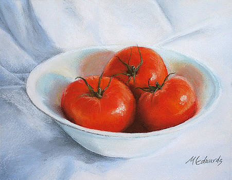 Summer Tomatoes by Marna Edwards Flavell