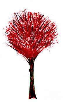Simon Bratt Photography LRPS - Summer tree painting isolated