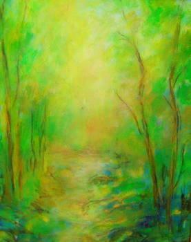 Summer Woods by Bonnie Bardos