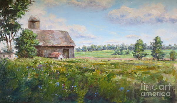 Summertime at the Farm by Michele Tokach