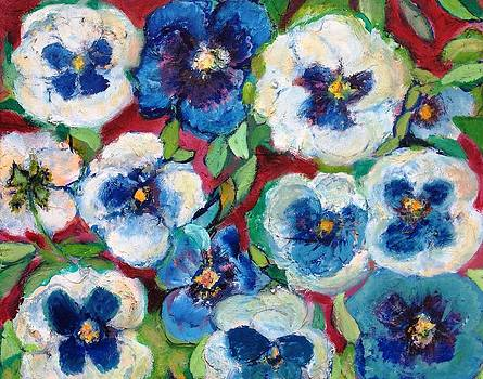 Patricia Taylor - Summertime Pansies