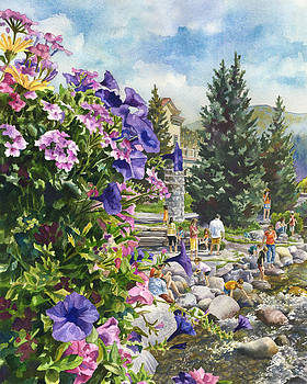 Anne Gifford - Summertime Saturday