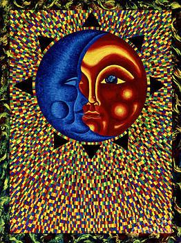 Sun and Moon II by Joey Gonzalez