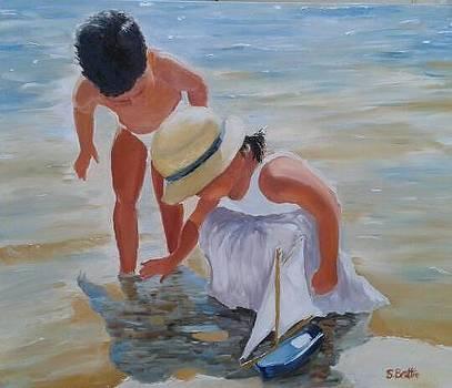 Sun And Sea by Steven Beattie