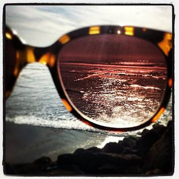 #sun #beach #ocean #sunglasses #fishing by Julia Goldberg