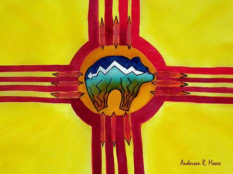 Sun Bear by Anderson R Moore